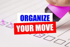 Organizing A Move – Some Helpful Tips